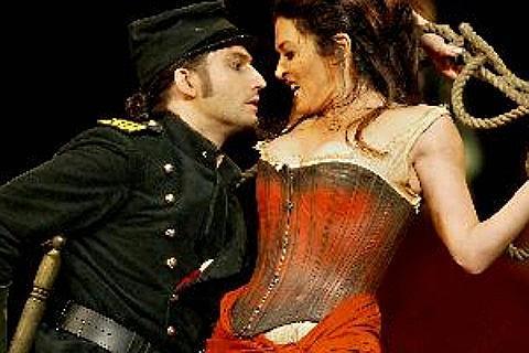 Carmen de G. Bizet Tickets