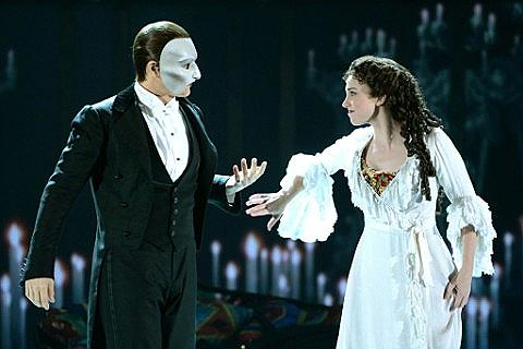The Phantom of the Opera - New York Liput