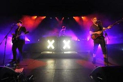 The xx Tickets