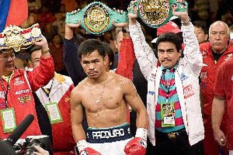 Manny Pacquiao-billetter