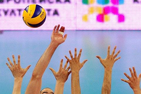 Ingressos para Volleyball World League