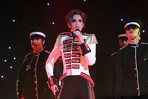 Entradas Cheryl Cole