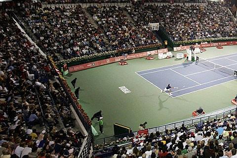 Dubai Tennis Championships Tickets