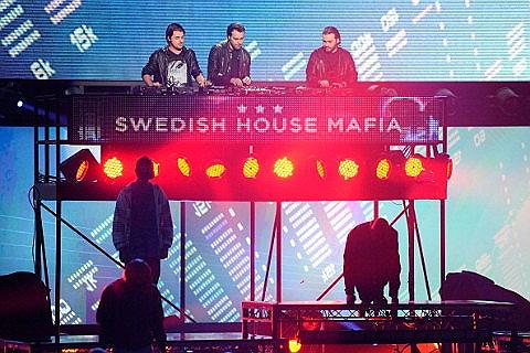 Swedish House Mafia Liput