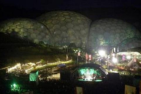 Eden Project Liput