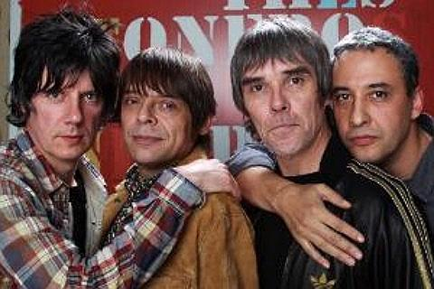 The Stone Roses-billetter