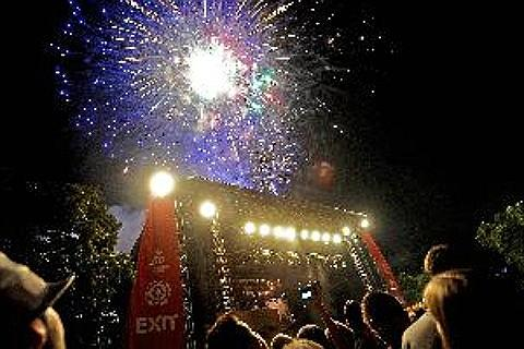 Exit Festival Tickets
