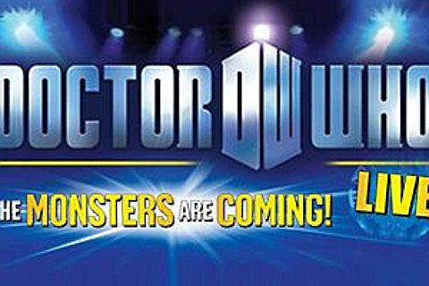 Doctor Who Live Tickets