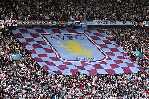 Aston Villa FC Tickets