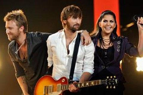 Lady Antebellum-billetter