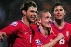 Serbia - Euro 2016 Qualifying