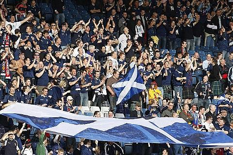 Scotland - Euro 2016 Qualifying Tickets