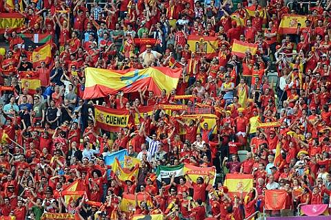 Spain - Euro 2016 Qualifying Tickets