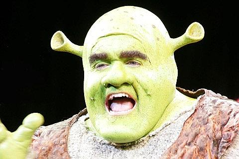 Place Shrek The Musical - London