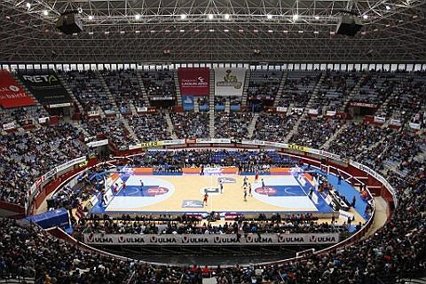 Gipuzkoa Basket Tickets