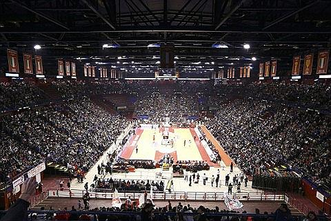 Olimpia Milano Liput