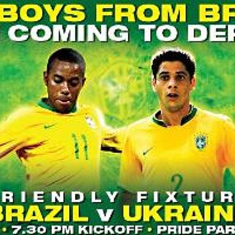 Brazil vs. Ukraine Tickets