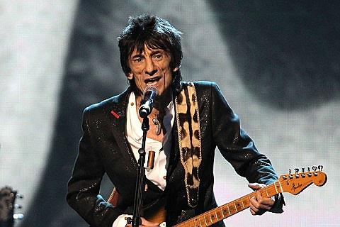 Ronnie Wood-billetter
