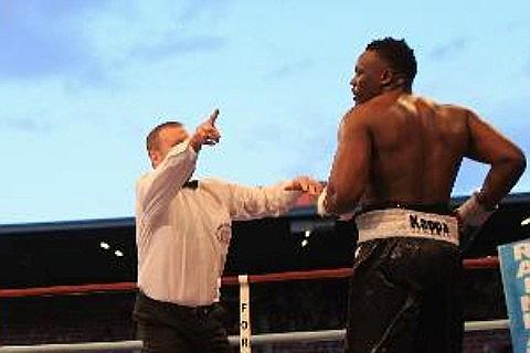 Dereck Chisora Tickets