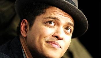 Bruno Mars Billetter