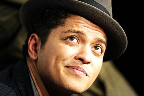 Bruno Mars-billetter