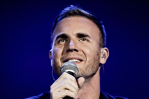 Gary Barlow-billetter