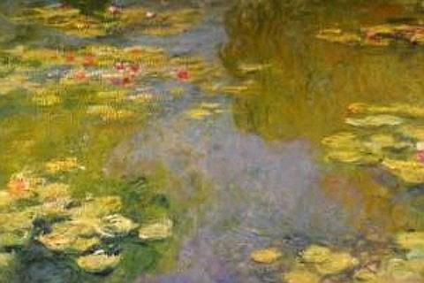 Claude Monet exhibition Tickets