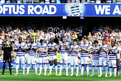 Queens Park Rangers Tickets
