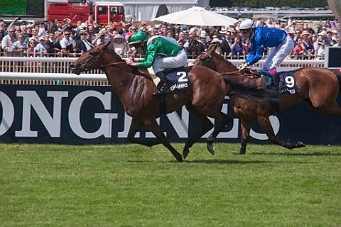 French Oaks - Prix de Diane-billetter