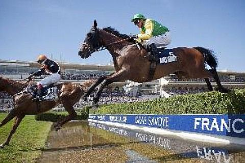 French Gold Cup - Grand Steeple Chase de Paris Liput
