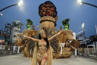 Sao Paulo Carnival Tickets