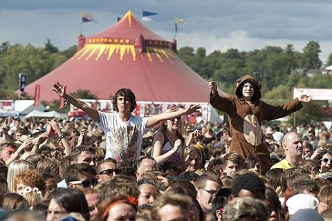 Place Reading and Leeds Festival