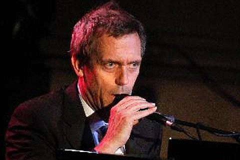 Place Hugh Laurie