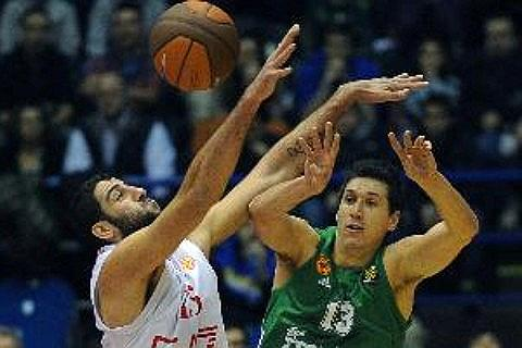 Panathinaikos BC-billetter