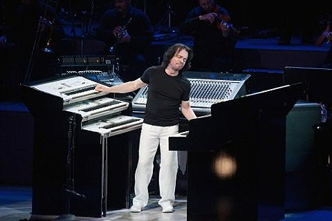 Yanni Tickets