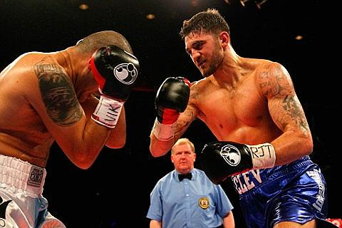 Nathan Cleverly Tickets