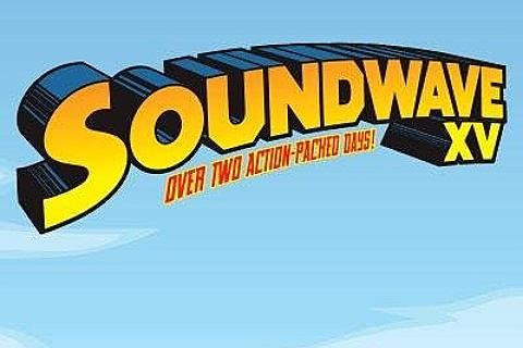 Soundwave Festival Liput