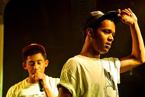Rizzle Kicks-billetter
