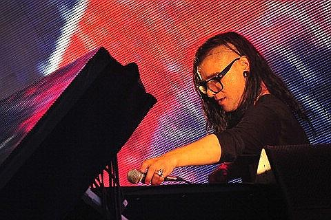 Place Skrillex
