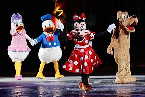 Disney on Ice: Treasure Trove Tickets