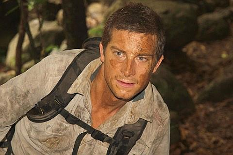 Bear Grylls Tickets