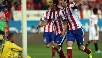 Sant Andreu vs Atletico Madrid - Copa del Rey 2013-14
