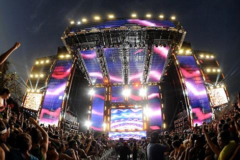 Ultra Music Festival-billetter