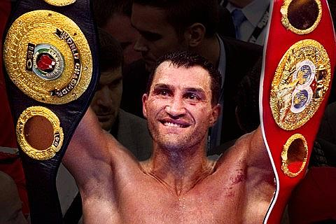 Klitschko Tickets