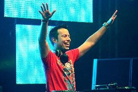 Sander Van Doorn Liput