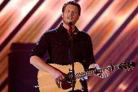 Blake Shelton-billetter
