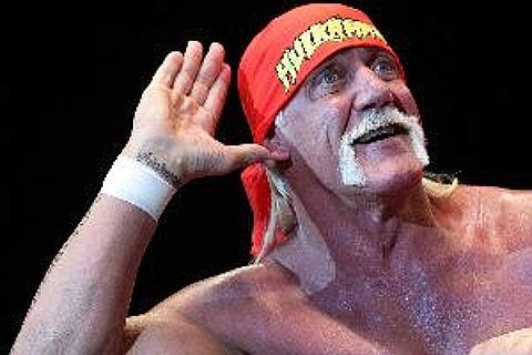 Place Hulk Hogan