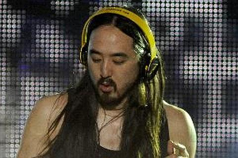 Steve Aoki-billetter
