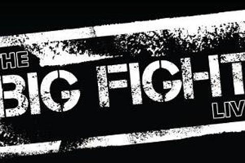 Ingressos para The Big Fight Live