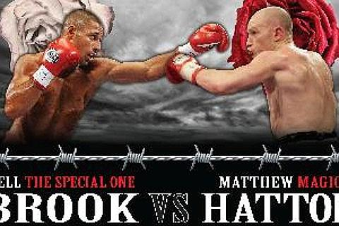 Kell Brook v Matthew Hatton Liput